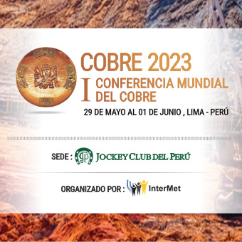 Cobre 2023 I Conferencia Mundial del Cobre