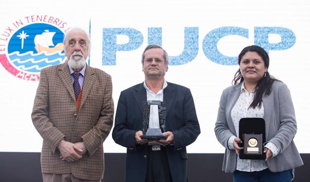 Premio Vinculación Universidad – Empresa para la Innovación otorgado por la PUCP para Datavoice