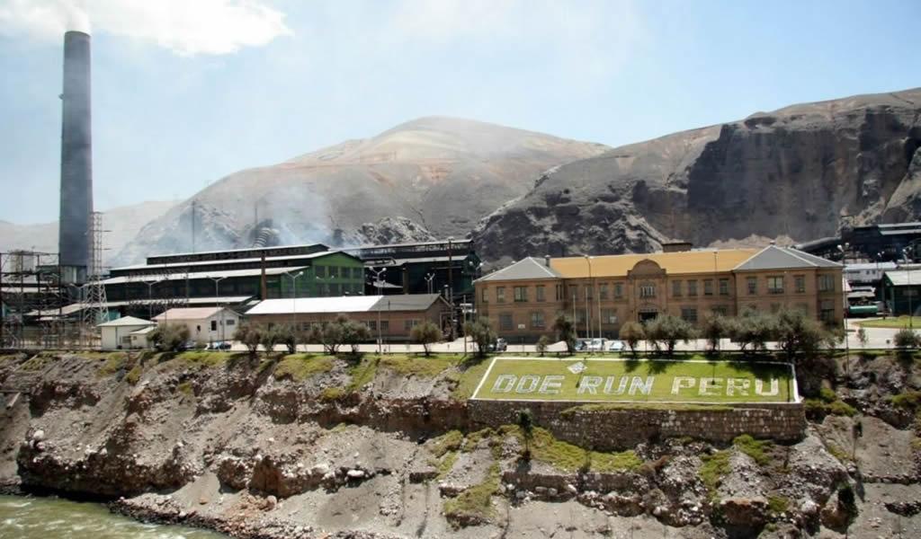 Venderán complejo de La Oroya sin pasivos ambientales