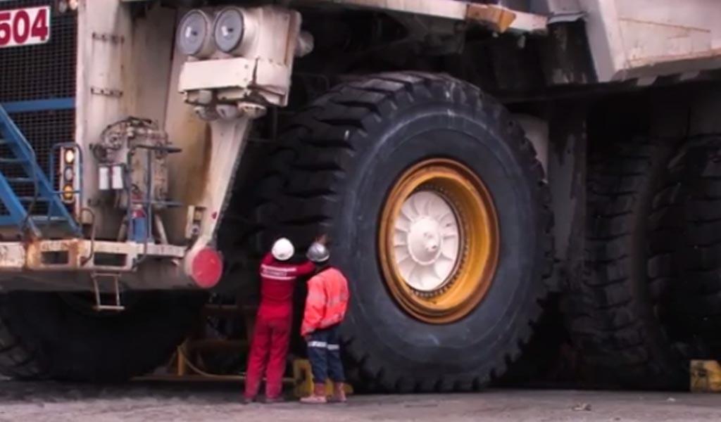 Bridgestone lanza división minera
