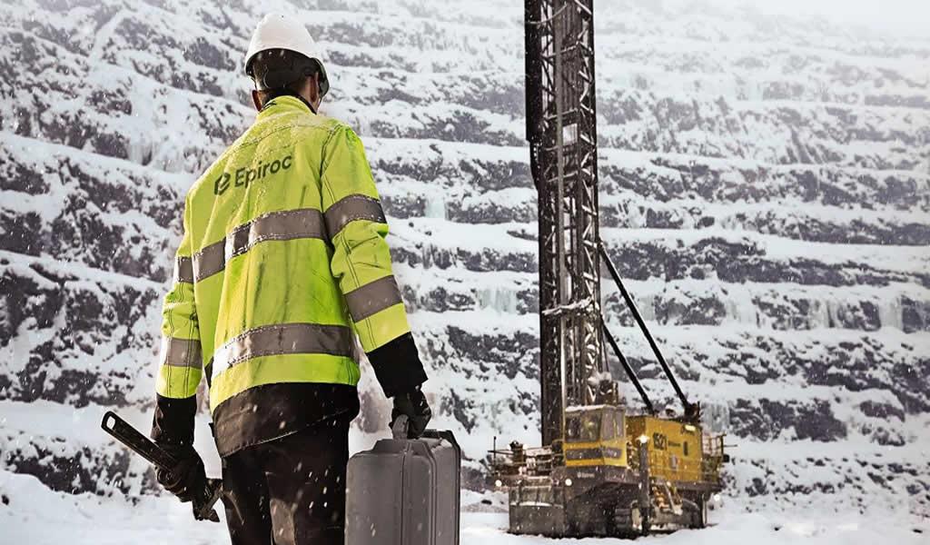 Epiroc inicia su trayectoria como una compañía independiente al servicio de la minería y la industria de infraestructura