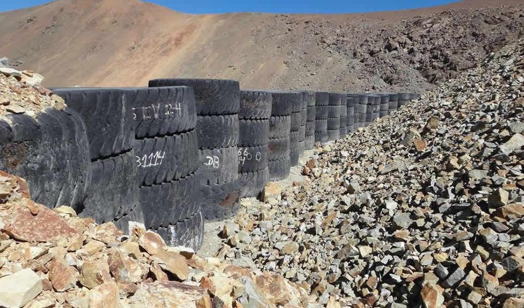 La minera chilena promete sacar 50 millones de toneladas de basura en cordillera argentina