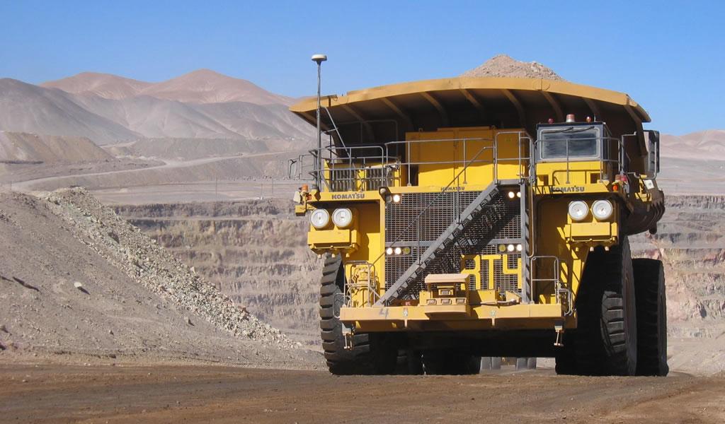 Inversión minera en Perú bordeará los US$5.000M y crecerá 20% en 2018