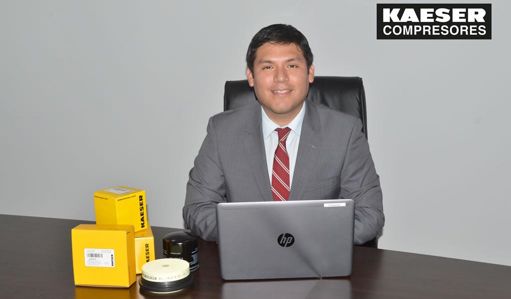 KAESER COMPRESORES y su revolución con la industria 4.0 busca ampliar su presencia a nivel nacional