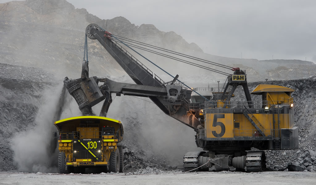 Minería impulsará crecimiento de la inversión privada en 2018
