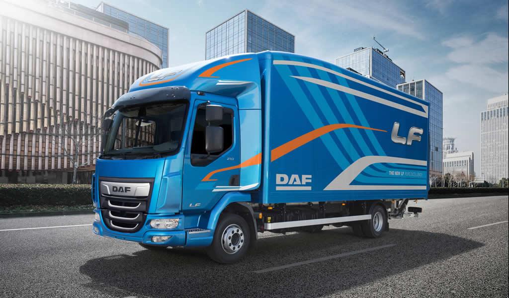 Doble victoria para DAF en los Commercial Fleet Awards
