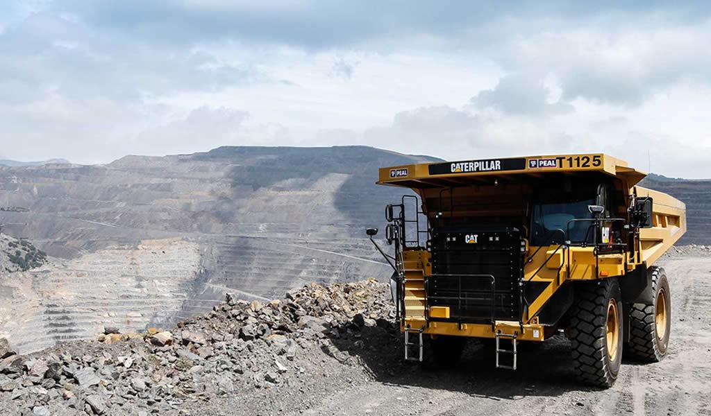 Minería: producción metálica creció 5% en noviembre de 2017