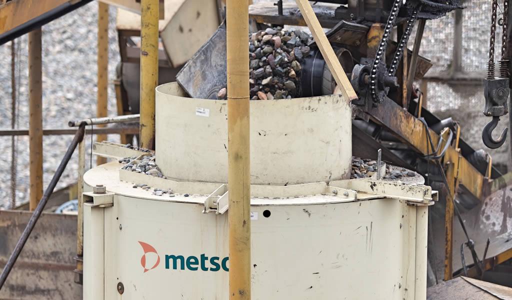Gravicon aumenta su producción de grava de media pulgada en un 40 %