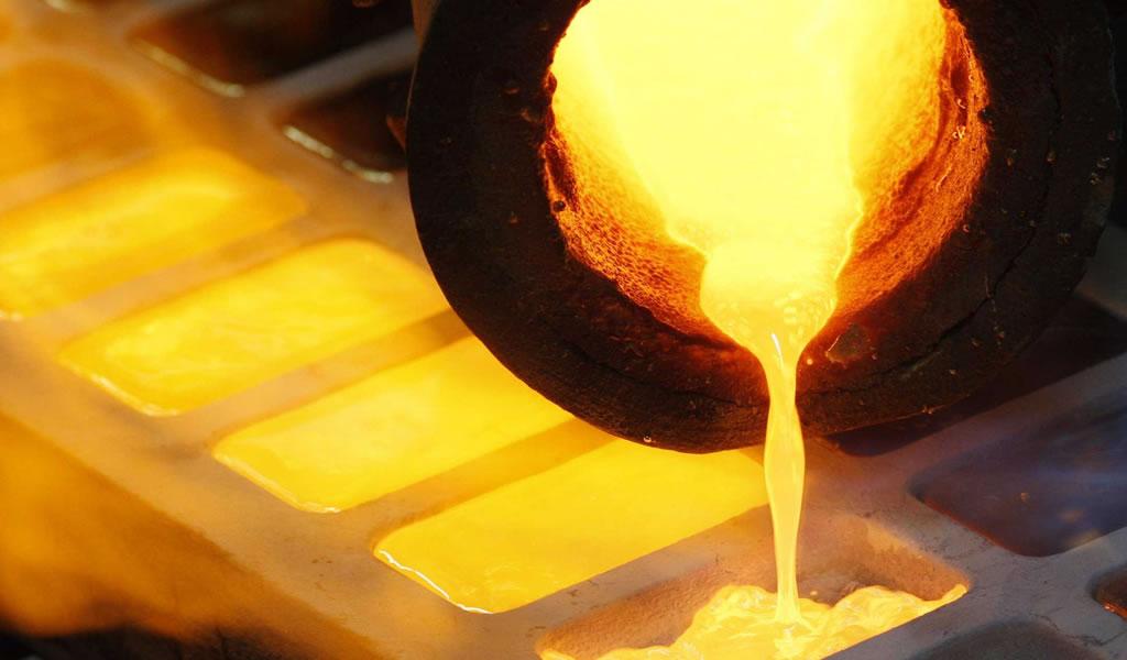 Perú: primer productor de oro en Latinoamérica y sexto a escala mundial
