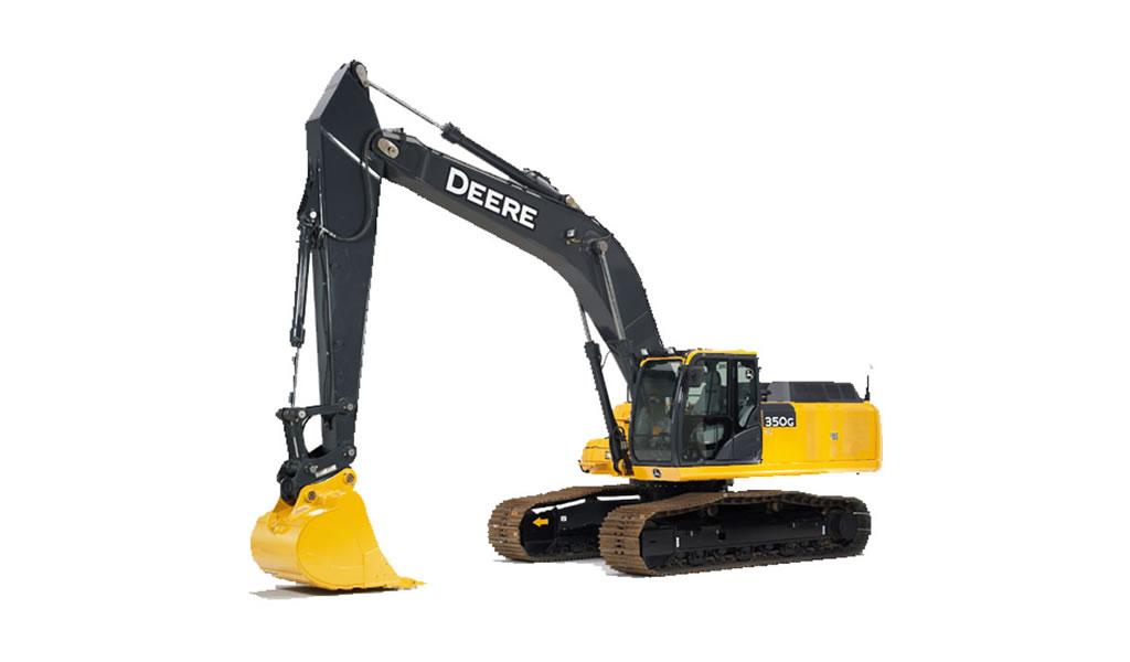 IPESA - Excavadoras de Orugas 350G LC.