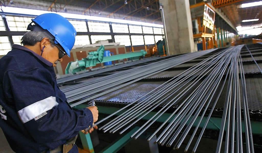 El acero aún tiene margen para nuevas subidas, según Citi