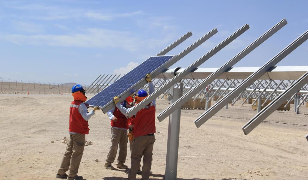 Promoverán inversiones en energías renovables