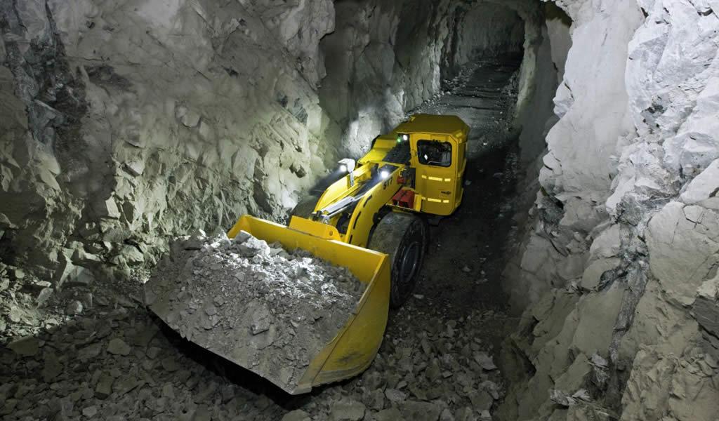 Primer cargador eléctrico para minería subterránea ya opera en el Perú