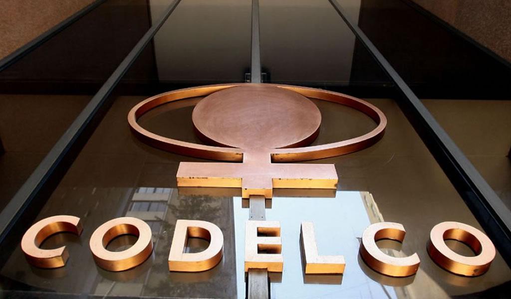 Chile: Gobierno evalúa nombres para la presidencia ejecutiva de Codelco