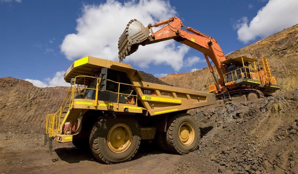 Volumen de exportación creció 11.3% en el 2017 impulsado por la minería