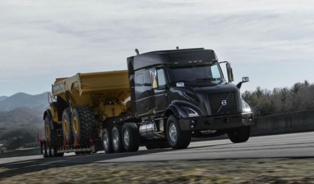 Volvo mejora el transporte pesado con el lanzamiento de VNX