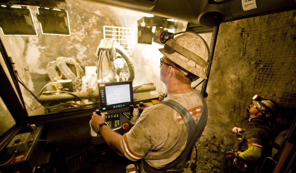 El Teniente de Codelco tiene reservas de 2,000 millones toneladas de cobre hasta el 2064