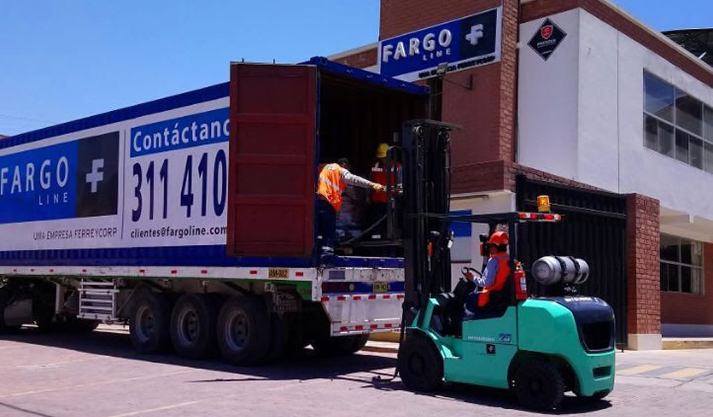 Fargoline inaugura centro de almacenamiento en Arequipa