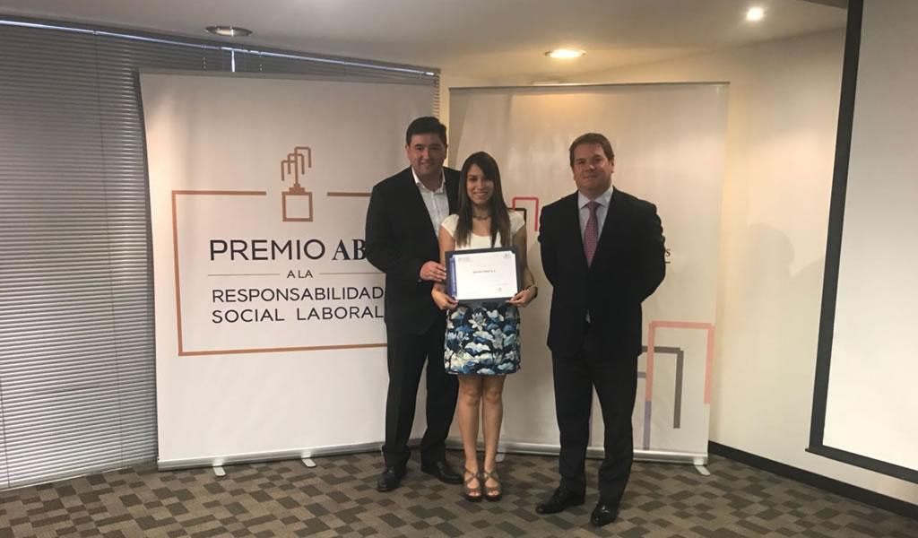 Metso Perú fue reconocido por la Asociación de Buenos Empleadores gracias a sus acciones en Responsabilidad Social Laboral