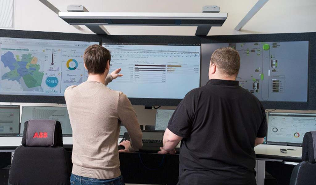 El centro de ABB vincula a los expertos en procesos y a los clientes