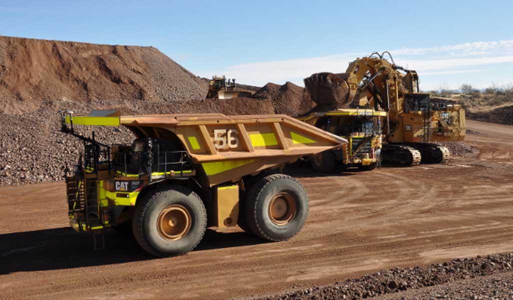 Mina chilena de cobre Collahuasi estima costo de producción inferior a un dólar por libra este año