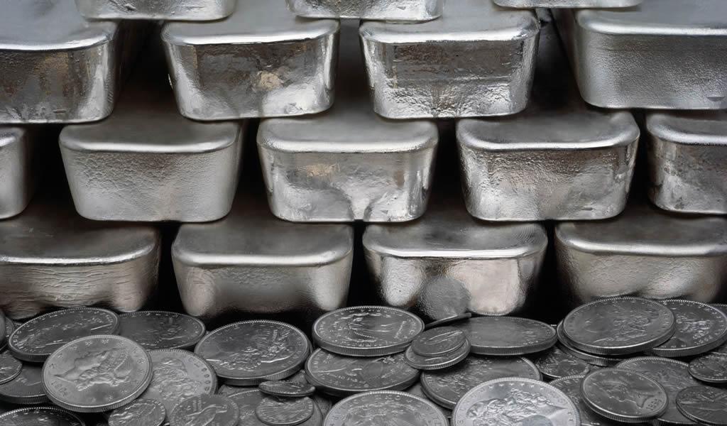Exportaciones de plata crecieron 17.6% en el primer bimestre