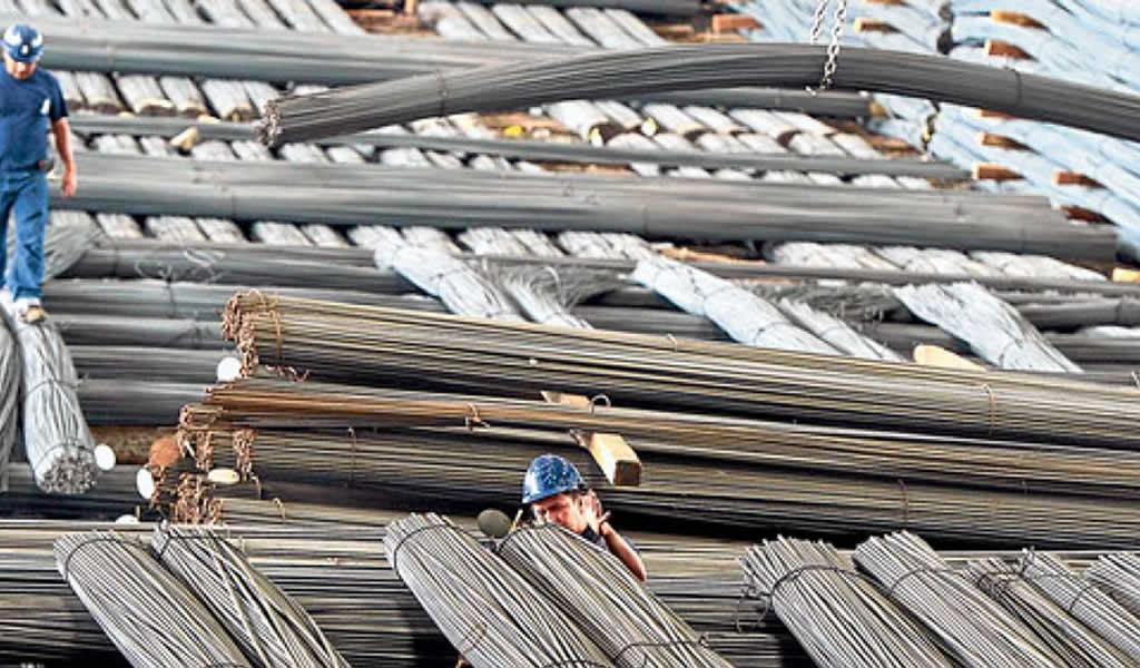 Producción de mineral de hierro de brasileña Vale baja 4,9% en el primer trimestre