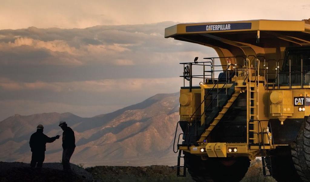 Perú prevé inversión minera por US$ 20,819 millones entre 2018 y 2022