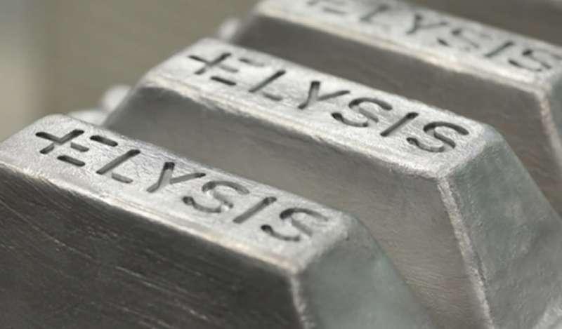 Apple prepara el camino para un método revolucionario de fundición de aluminio libre de carbono
