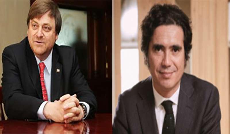 Presidente Piñera nombra a Hernán de Solminihac e Ignacio Briones en Directorio de Codelco