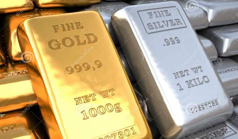 Oro cae lastrado por repunte del dólar desde mínimos de una semana