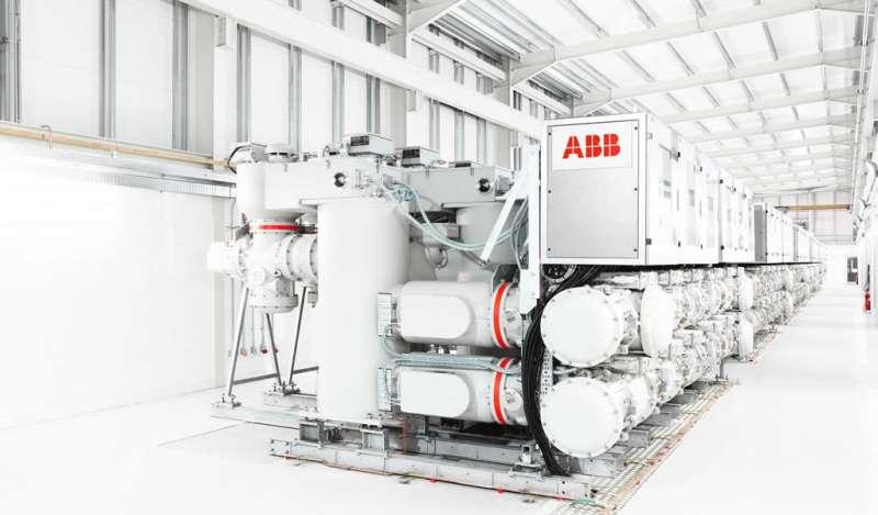 ABB celebra los 50 años de su tecnología pionera de interruptor de gas aislado