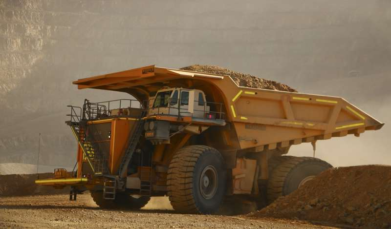 Minería peruana representó cerca del 10% del PIB y 62% de las exportaciones en 2017