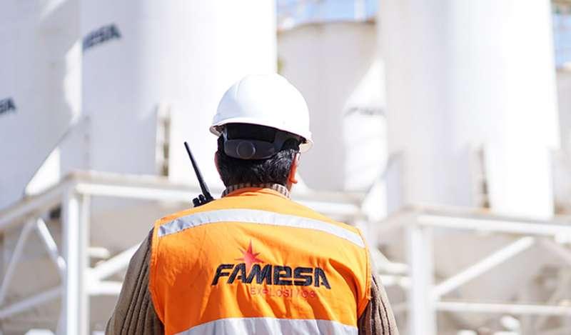 FAMESA EXPLOSIVOS es la empresa con más patentes de innovación en el Perú