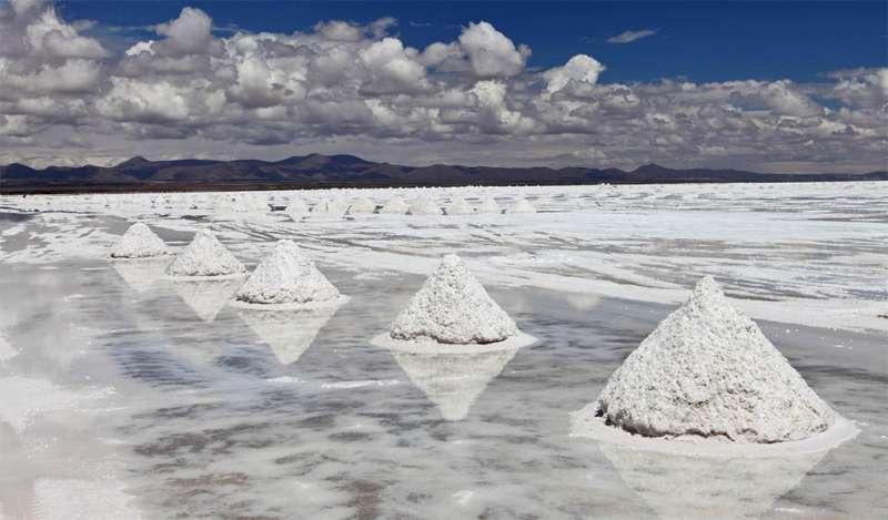 Chile pierde su lugar como primer productor de litio a nivel mundial y es superado por Australia