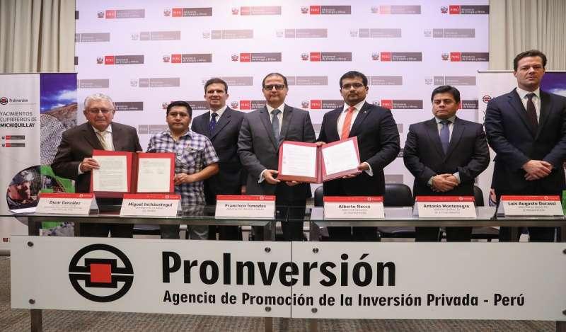 Con Michiquillay se potenciarán las inversiones mineras en el Perú