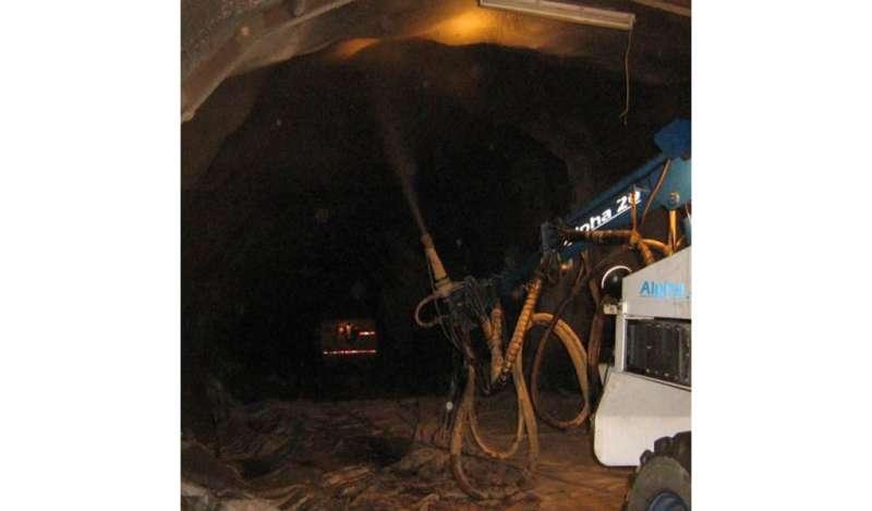 UNICON - Concreto Lanzado Vía Húmeda - Shotcrete