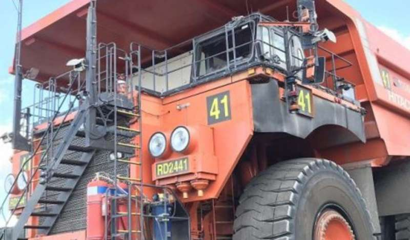 Hitachi automatizará la flota de Whitehaven Maules Creek