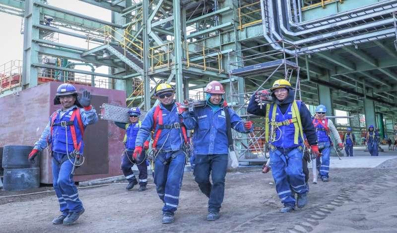 Minem: Nueva inversión de US$1,100 millones de Shougang generará más ingresos y empleos en Perú