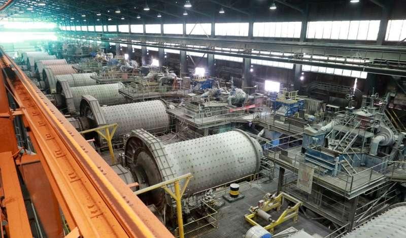 Scotiabank: Crecimiento de producción minera de Perú seguirá limitado en el 2018 y 2019