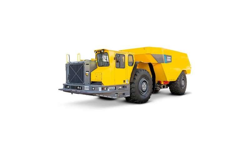 ATLAS COPCO PERUANA - Camión minero MT65