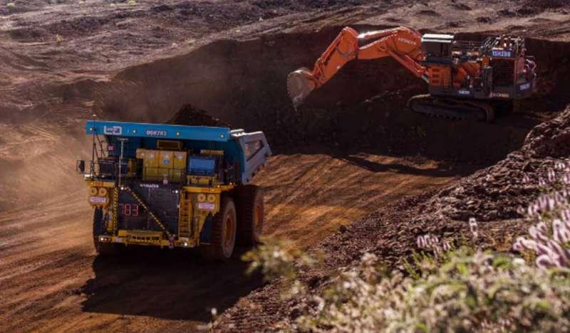 Barrick podría crear empresa global de cobre con socios chinos