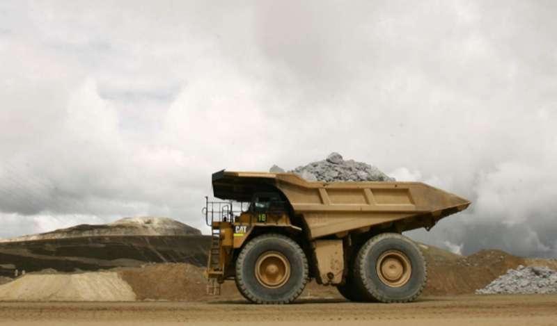 Ecuador prevé inversiones por US$4.500 millones en minería
