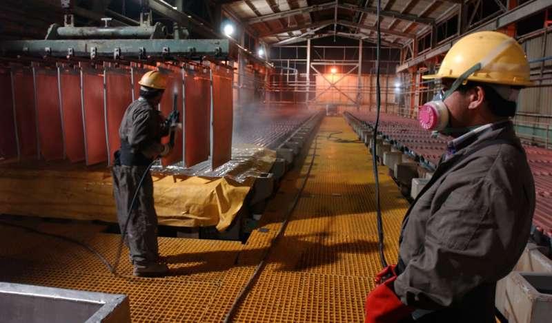 Trabajadores de mina chilena Caserones aceptan oferta laboral y ponen fin a amenaza de huelga