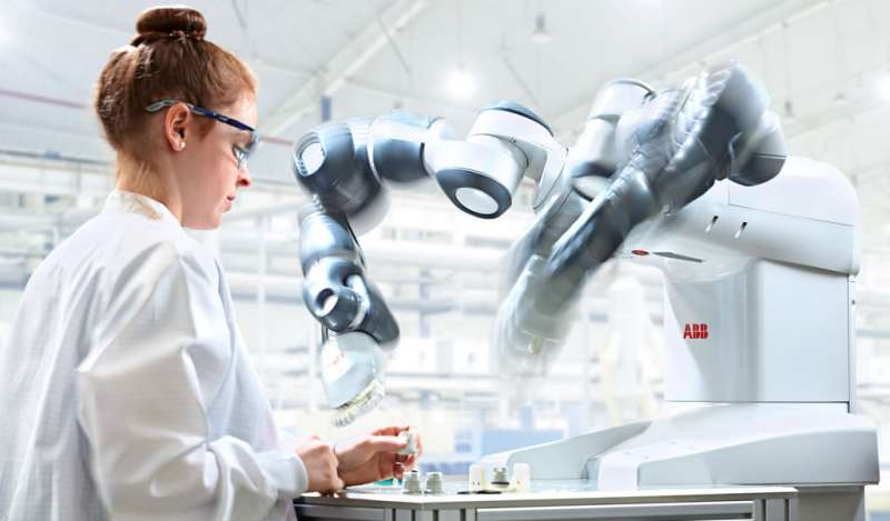 Informe de ABB y The Economist destaca que automatización creará más puestos de trabajo