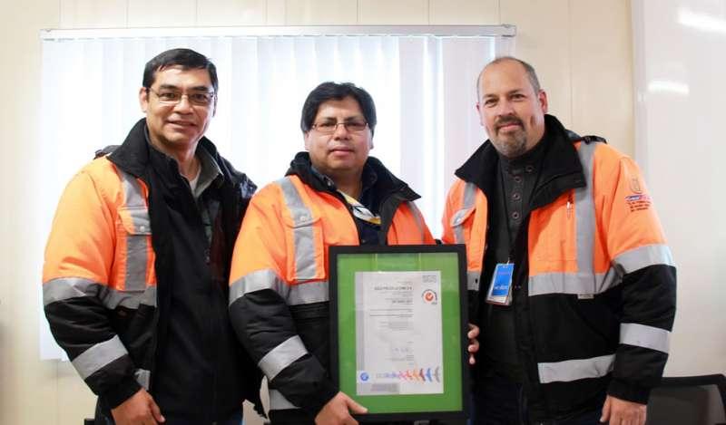 Gold Fields obtiene certificación internacional ISO 50001