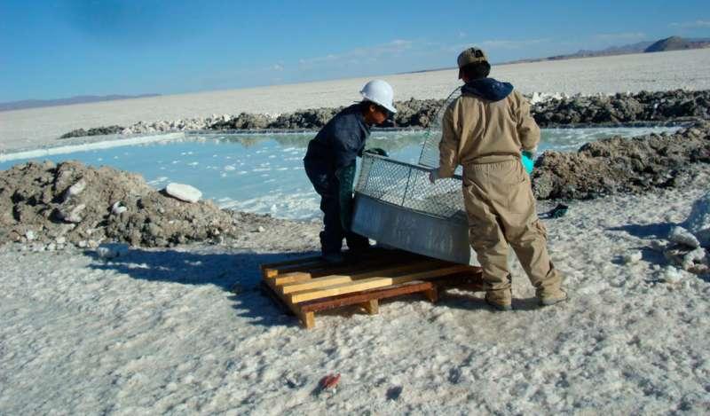 Urtubey se reunió con empresarios mineros del proyecto Mariana