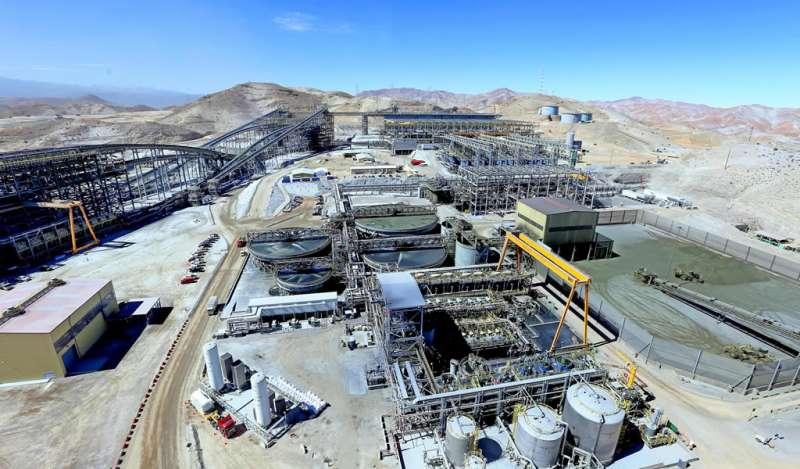 Cerro Verde: aporte de minera equivale al 2.3% del PBI del Perú