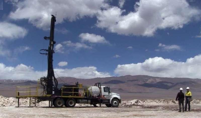 Energía de litio más cerca de comenzar la explotación minera en Maricunga, en Chile