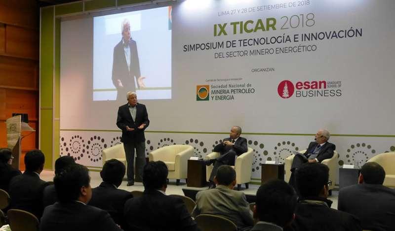 Presentan Consejo de Innovación Minera Perú - Australia